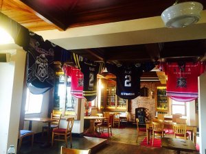 Manchester Storm Team Shirts