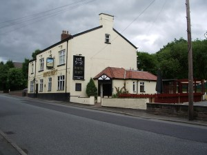 White Hart - Woodley