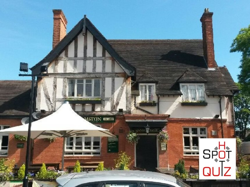The Urmston Pub - www.HotSpotQuiz.com