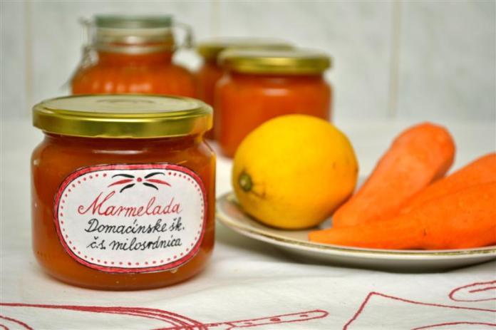 Marmelada od mrkve (Medium)