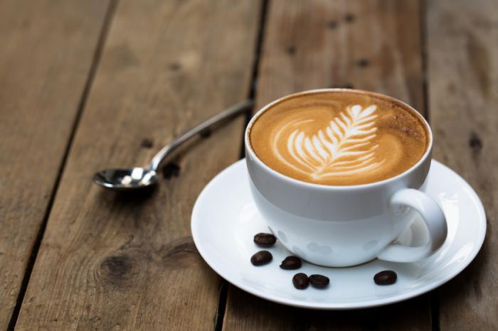 coffee amsterdam capuccino