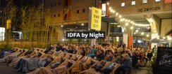 IDFA by Night, Amsterdam