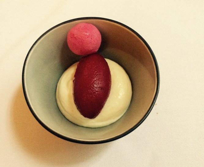 Dessert at Restaurant Breda Amsterdam