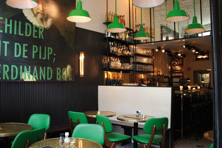 cafe schilders de pijp amsterdam