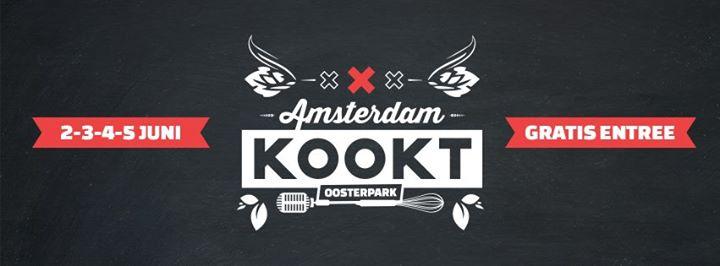 Amsterdam kookt festival