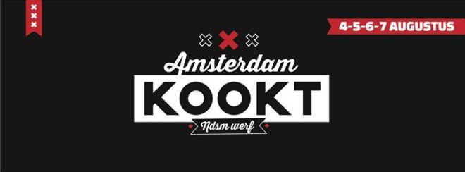 Food festival Amsterdam Kookt