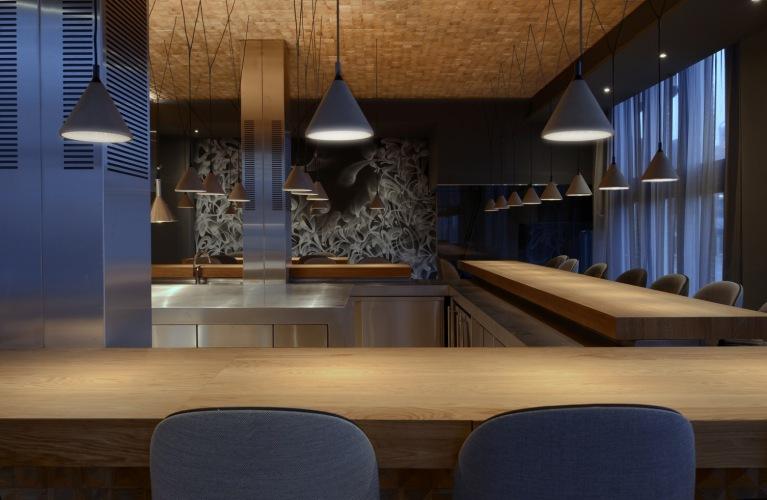 Restaurant 212: haute cuisine