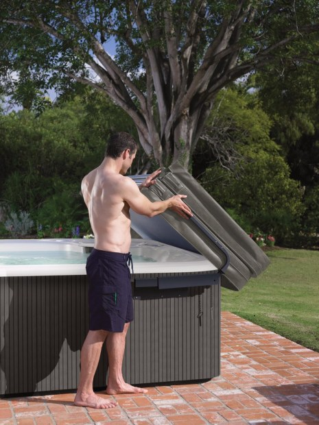 Your hot tub dealer can help you find the best replacement cover.