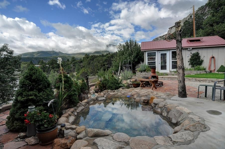 Private Geothermal Pools