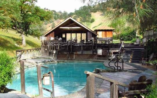 Wilbur Hot Springs for Sale