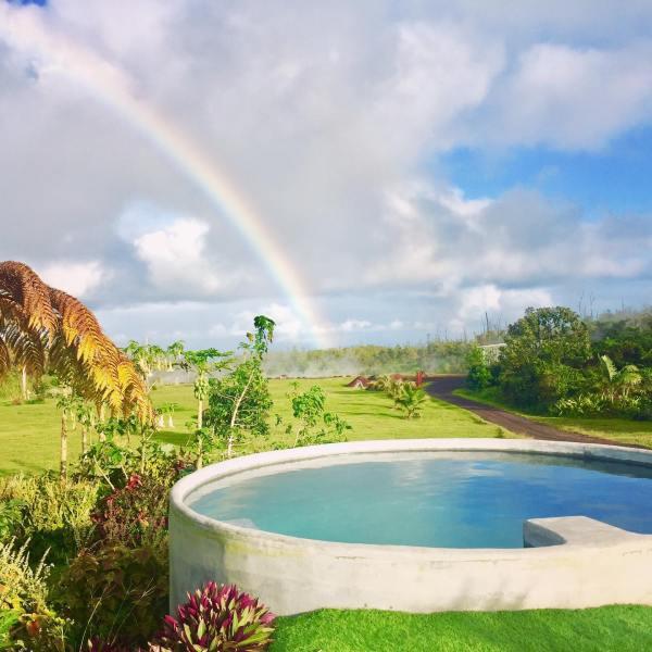 Puna Hot Springs Rainbow Pool