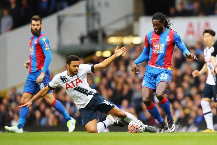Dembélé contro il Crystal Palace | numerosette.eu