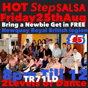 Salsa in Newquay
