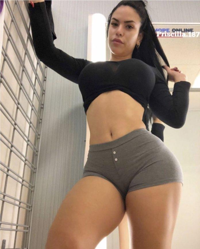 Priscilla Herrera para HotSweetHome