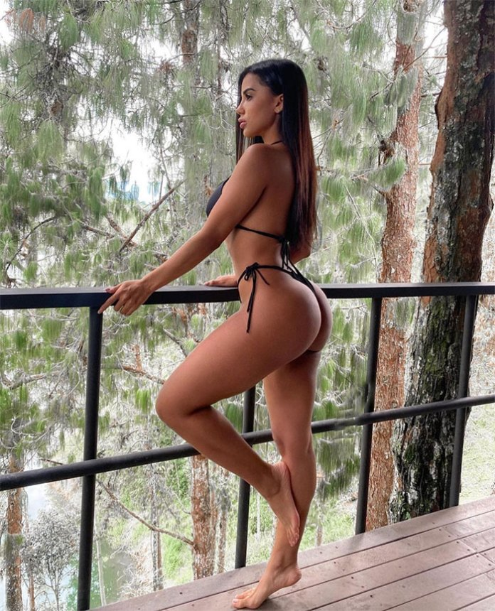 Karina García HotSweetHome