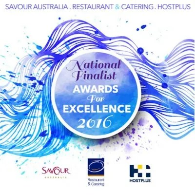 Awards for Excellence  – National Finalist