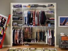 Six Organization Ideas Closets
