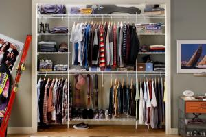 Six Steps to a Clean and Organized Closet