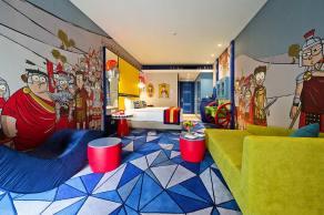 Land of Legends Antalya Turkey - Kingdom Hotel - 17