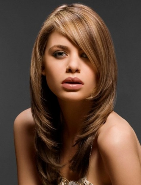 Awesome Haircuts With Side Bangs
