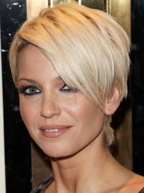 short-hair-on-women-with-round-faces