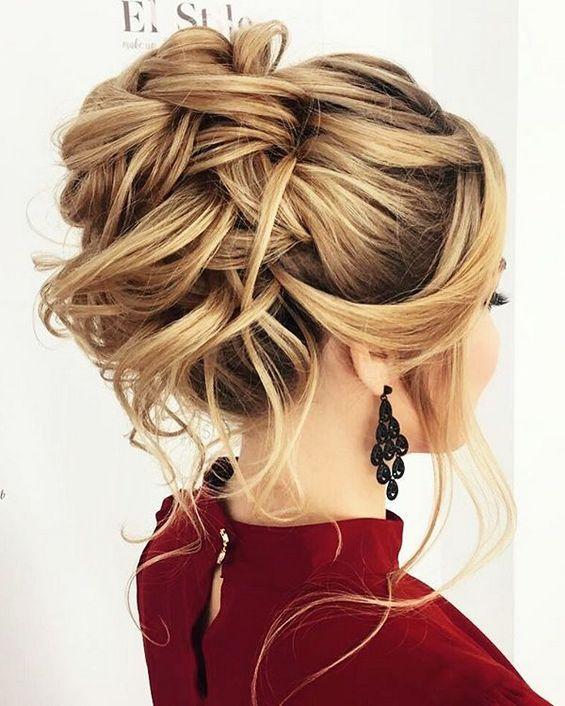 22 most stylish wedding hairstyles for long hair haircuts bridal updos for long hair junglespirit Gallery