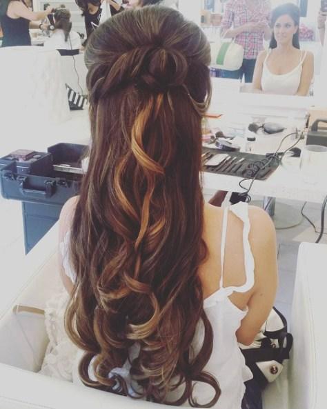 half-up-long-wedding-hairstyle
