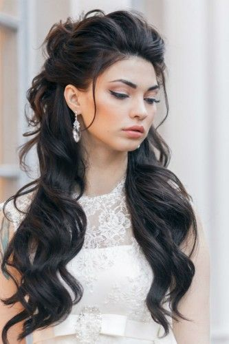 22 Most Stylish Wedding Hairstyles For Long Hair - Hottest Haircuts