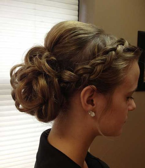 wedding-prom-updo