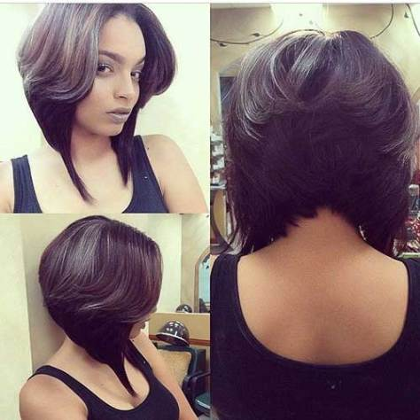 22 Stylish and Perfect Layered Bob Hairstyles for Women - Hottest ...