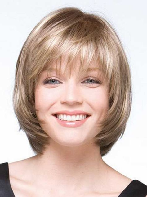 layered-bob-haircuts-for-round-faces