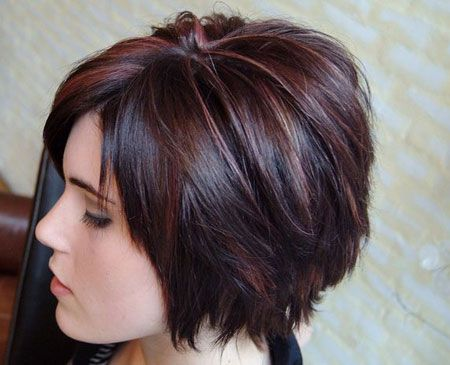 short-layered-bob-hairstyle