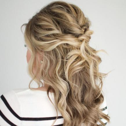 twisted-half-up-prom-hairstyle-for-medium-hair