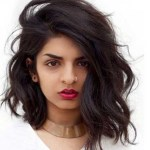 25 Stunning and Charming Wavy Bob Hairstyles
