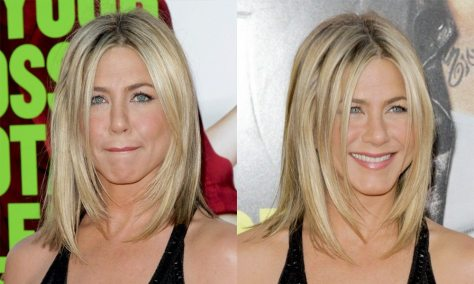 Medium Blonde Straight Hair with Layers