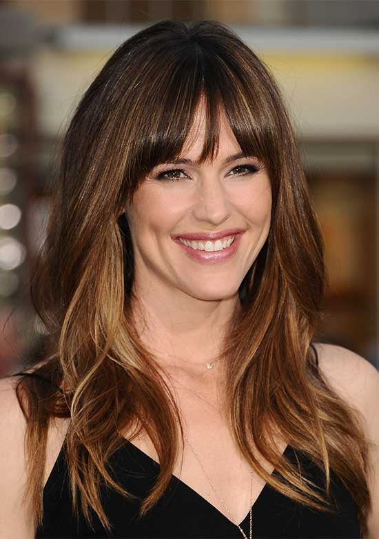 30 shag haircuts for women go sassy and sultry haircuts long wavy shag haircut with bangs solutioingenieria Images