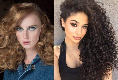 Lightweight Disco Curls