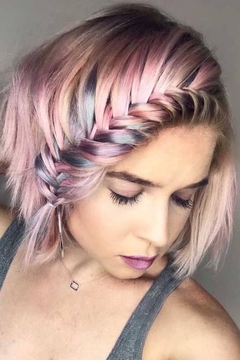 Fishtail Mermaid Braid