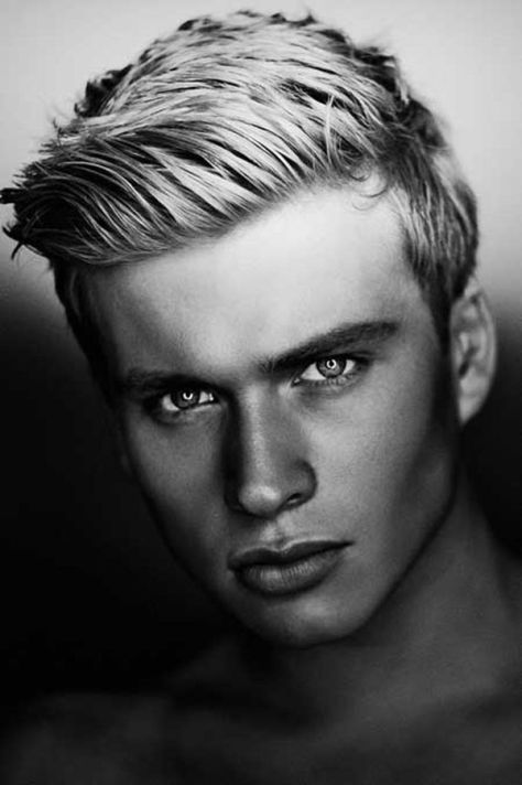 Everyday Hairstyle for Guys