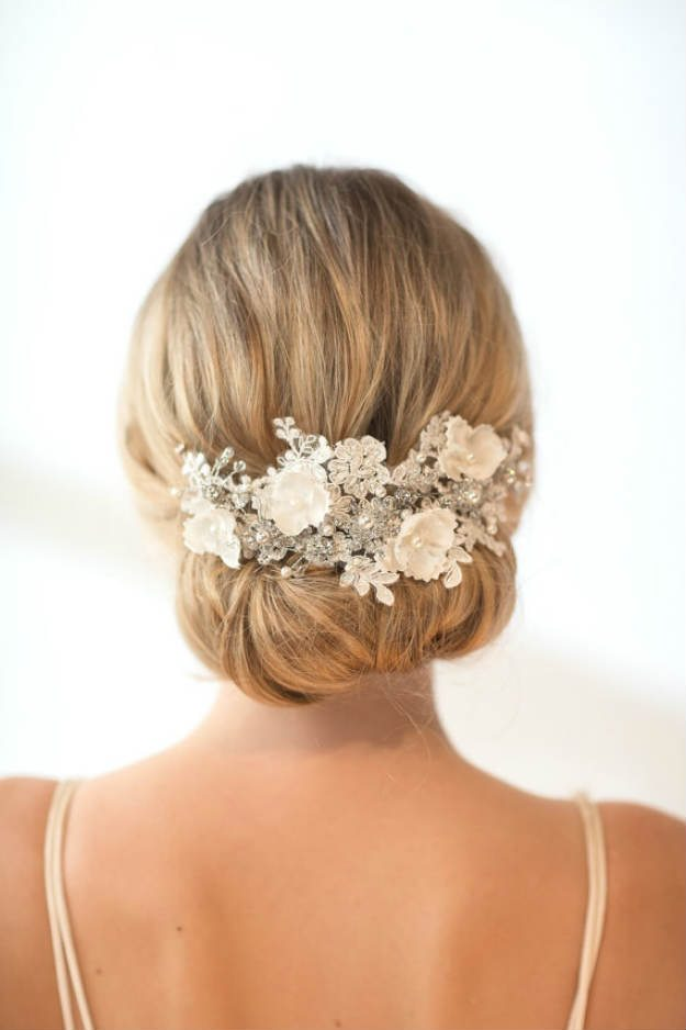 Rolled Updo Hairstyle