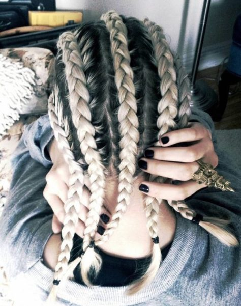 Cornrows Hairstyle