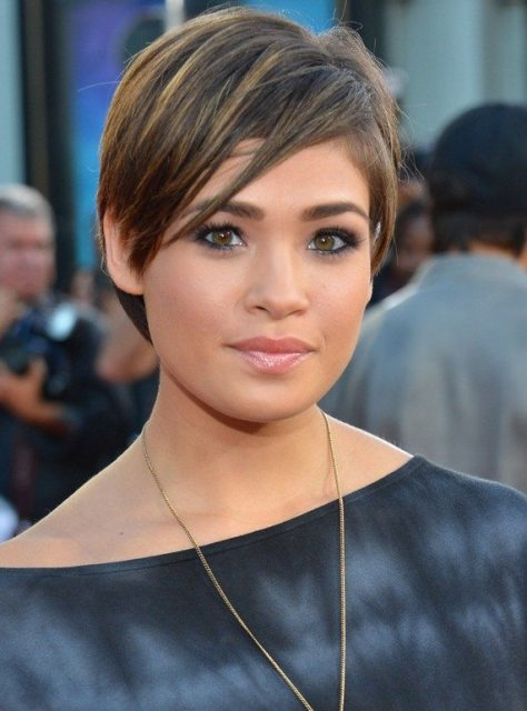 Easy Layered Short Haircut for Women