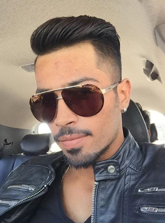 20 Hardik Pandya Hairstyles Look Classy And Bold