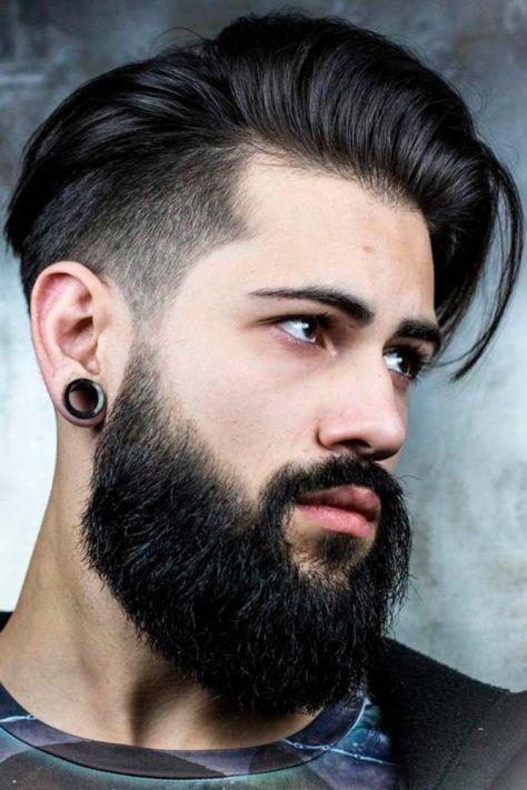 Side Part Undercut Hairstyle