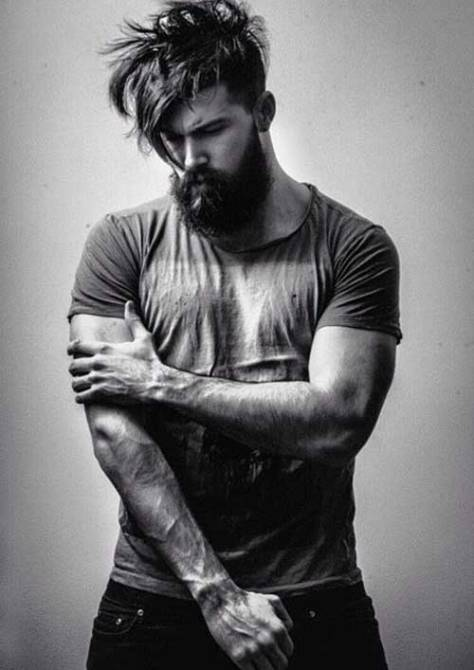 16 Men\'s Messy Hairstyles For Spiffy Look - Hottest Haircuts