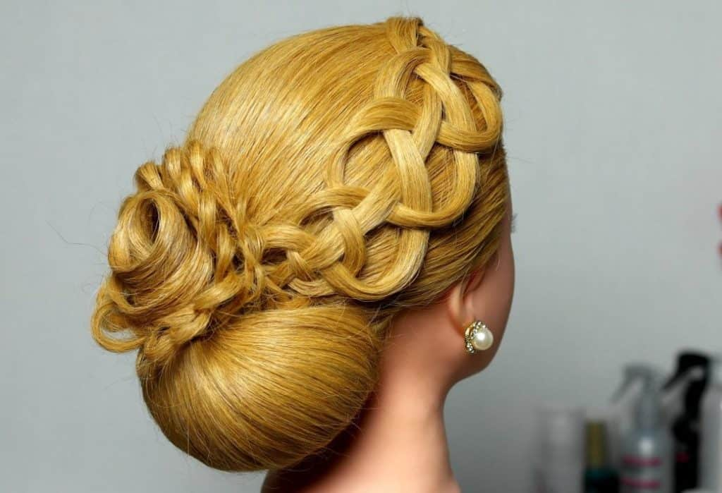 prom updos hairstyles long
