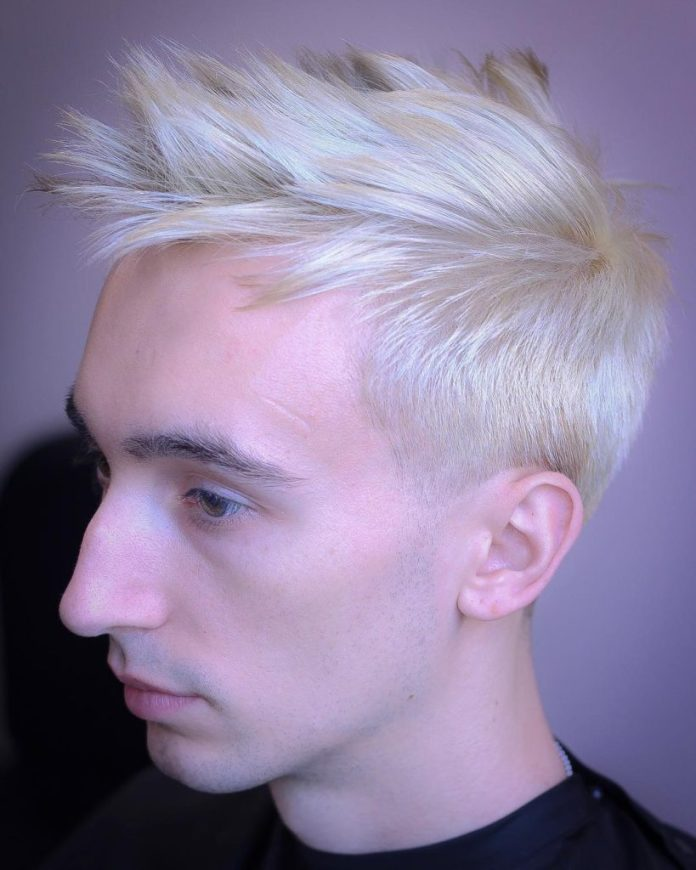 Men's Hair Color Ideas