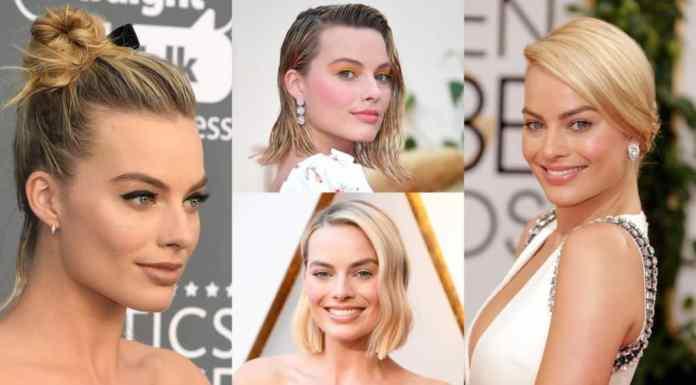 Margot Robbie Hairstyle