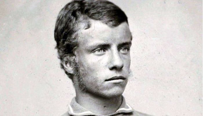 Young Theodore Roosevelt
