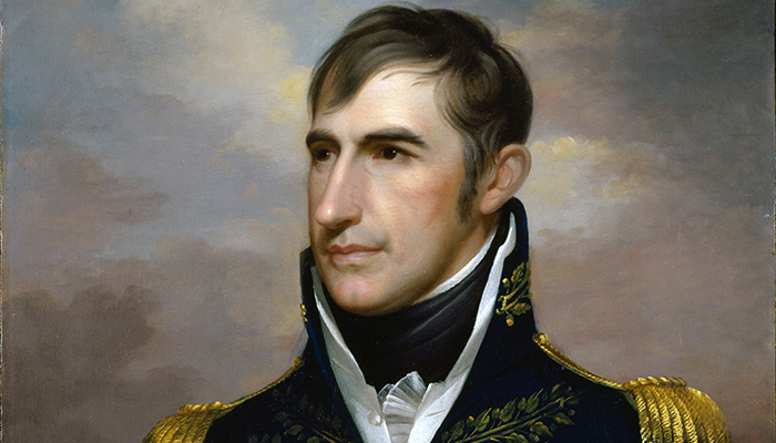 Young William Henry Harrison